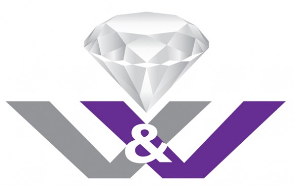 V & V Jewellery Design – Logo/Business Card Designs