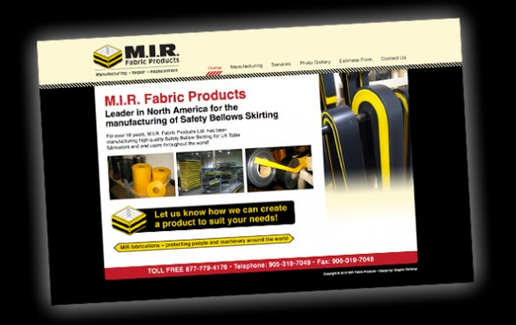 M.I.R. Fabric Products